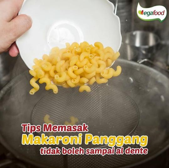 Membuat macaroni panggang yang sempurna