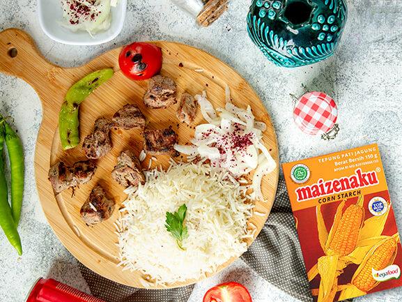 Makanan Pembuka Daging Sapi Asia