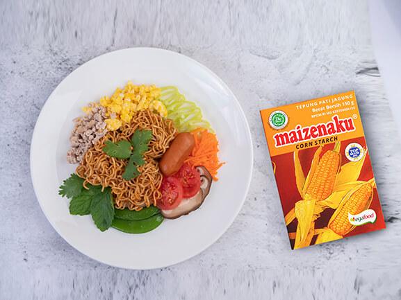 Mie Salad Mie Daging Vietnam