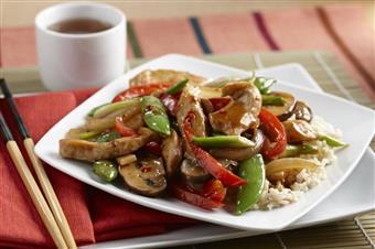 Tumis Ayam Goreng dan Sayuran